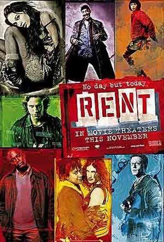 Rent 1996 Original Broadway Cast  amazoncom