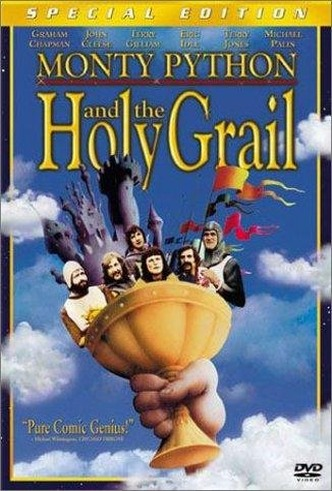 Movie Filter - Monty Python and the Holy Grail - Date: 8/2/2004