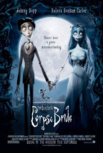 Movie Filter - Corpse Bride - Date: 1/31/2006