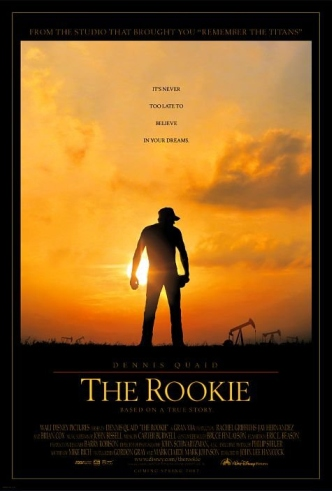 Movie Filter - The Rookie - Date: 9/20/2004