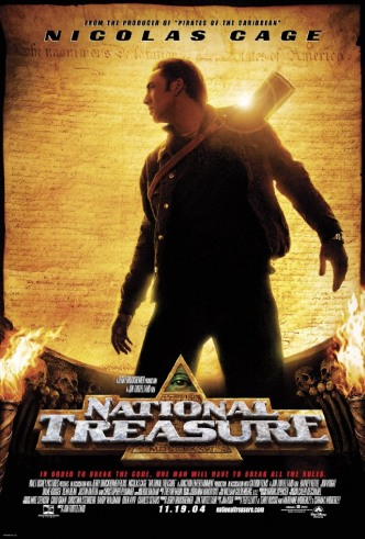 Movie Filter - National Treasure - Date: 5/4/2005