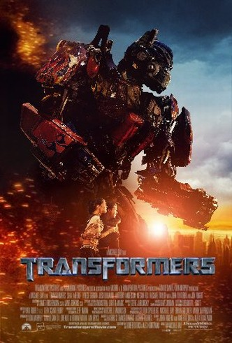 Movie Filter - Transformers - Date: 10/17/2007