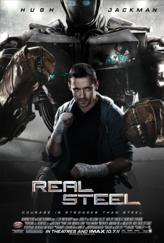 Movie Filter - Real Steel - Date: 1/24/2012