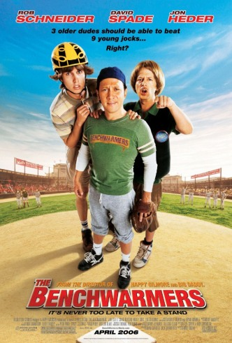 Movie Filter - The Benchwarmers - Date: 7/25/2006