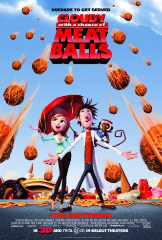 Movie Filter - Cloudy With A Chance Of Meatballs - Date: 1/6/2010