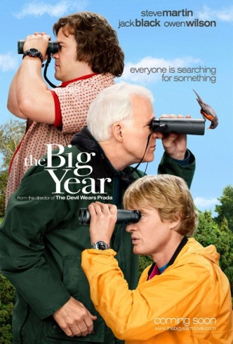 Movie Filter - The Big Year - Date: 1/31/2012