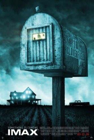 Movie Filter - 10 Cloverfield Lane - Date: 6/15/2016