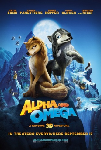 Movie Filter - Alpha and Omega - Date: 1/13/2011