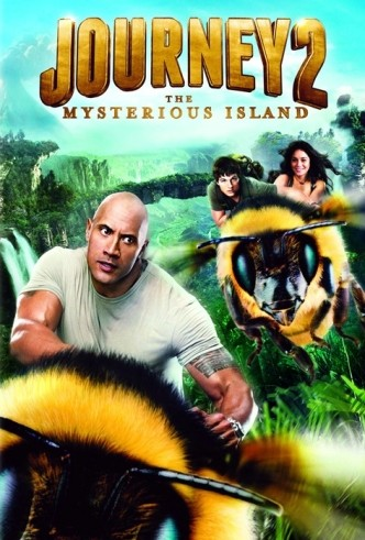 Movie Filter - Journey 2: The Mysterious Island - Date: 6/5/2012