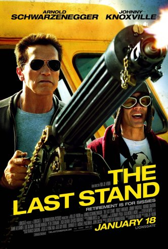 Movie Filter - The Last Stand - Date: 5/21/2013