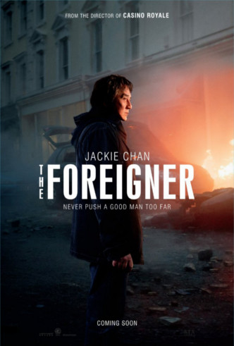 Movie Filter - The Foreigner - Date: 2/2/2018