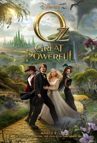 Movie Filter - Oz the Great and Powerful - Date: 6/11/2013