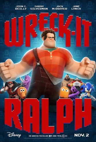 Movie Filter - Wreck-It Ralph - Date: 3/5/2013