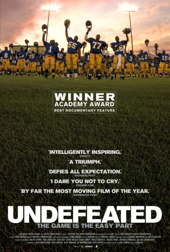 Movie Filter - Undefeated - Date: 7/23/2013