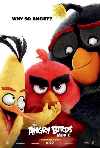 Movie Filter - The Angry Birds Movie - Date: 8/5/2016
