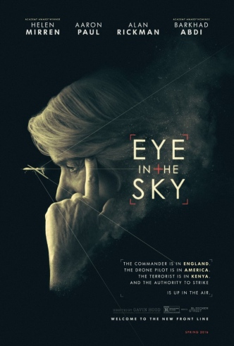 Movie Filter - Eye in the Sky - Date: 6/22/2016