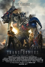 Movie Filter - Transformers: Age of Extinction - Date: 9/30/2014