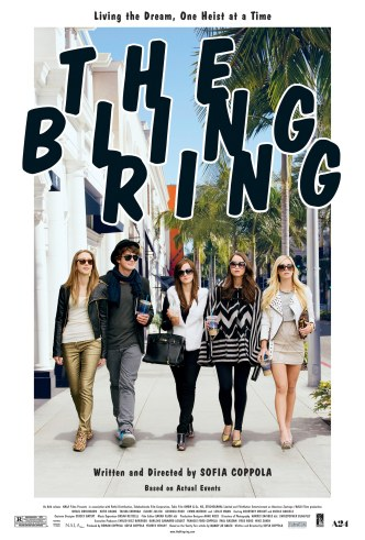 Movie Filter - The Bling Ring - Date: 9/17/2013