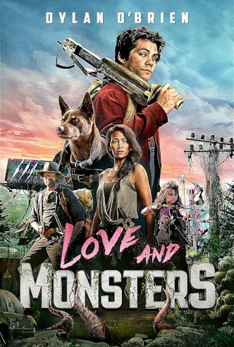 Movie Filter - Love and Monsters - Date: 1/7/2021