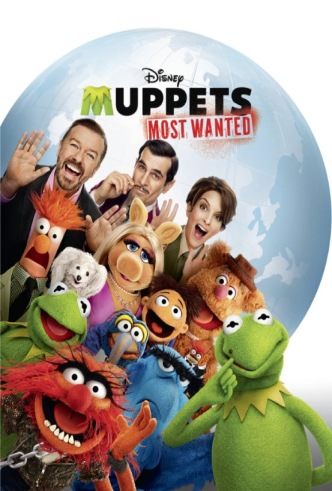 Movie Filter - Muppets Most Wanted - Date: 8/12/2014