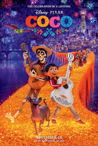 Movie Filter - Coco - Date: 2/27/2018