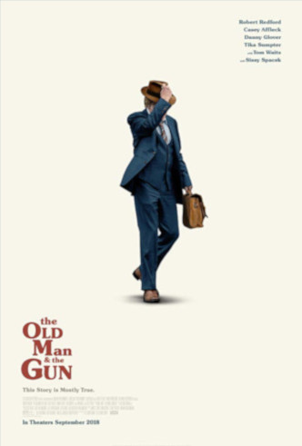 Movie Filter - The Old Man & the Gun - Date: 1/15/2019