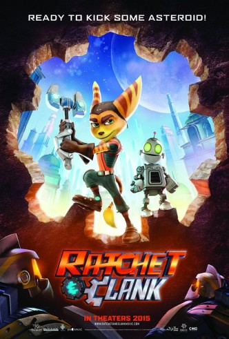 Movie Filter - Ratchet & Clank - Date: 8/23/2016