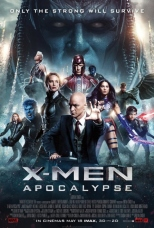 Movie Filter - X-Men: Apocalypse - Date: 9/29/2016