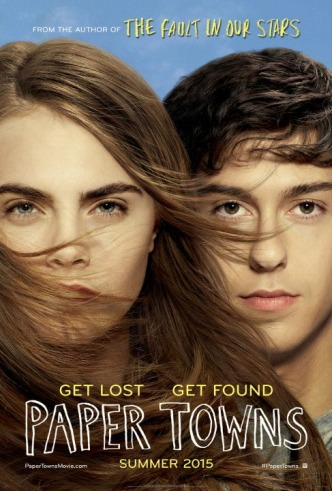 Movie Filter - Paper Towns - Date: 12/24/2015