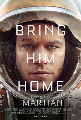 Movie Filter - The Martian - Date: 1/14/2016