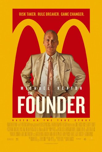 Movie Filter - The Founder - Date: 4/18/2017
