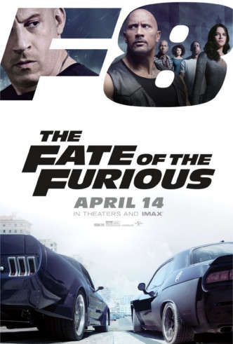 Movie Filter - The Fate of the Furious - Date: 7/12/2017