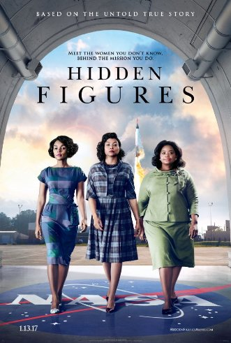 Movie Filter - Hidden Figures - Date: 4/10/2017