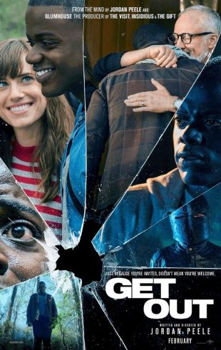 Movie Filter - Get Out - Date: 5/25/2017