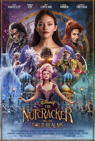 Movie Filter - The Nutcracker and the Four Realms - Date: 1/31/2019